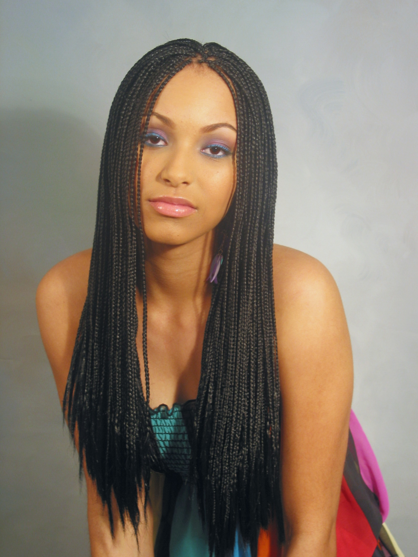 "Choose any Hair Style from African Roots Hair Braiding Book: ""Roots"