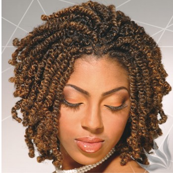African American Natural Hairstyles Twists